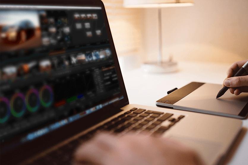 herramientas de edición de vídeo