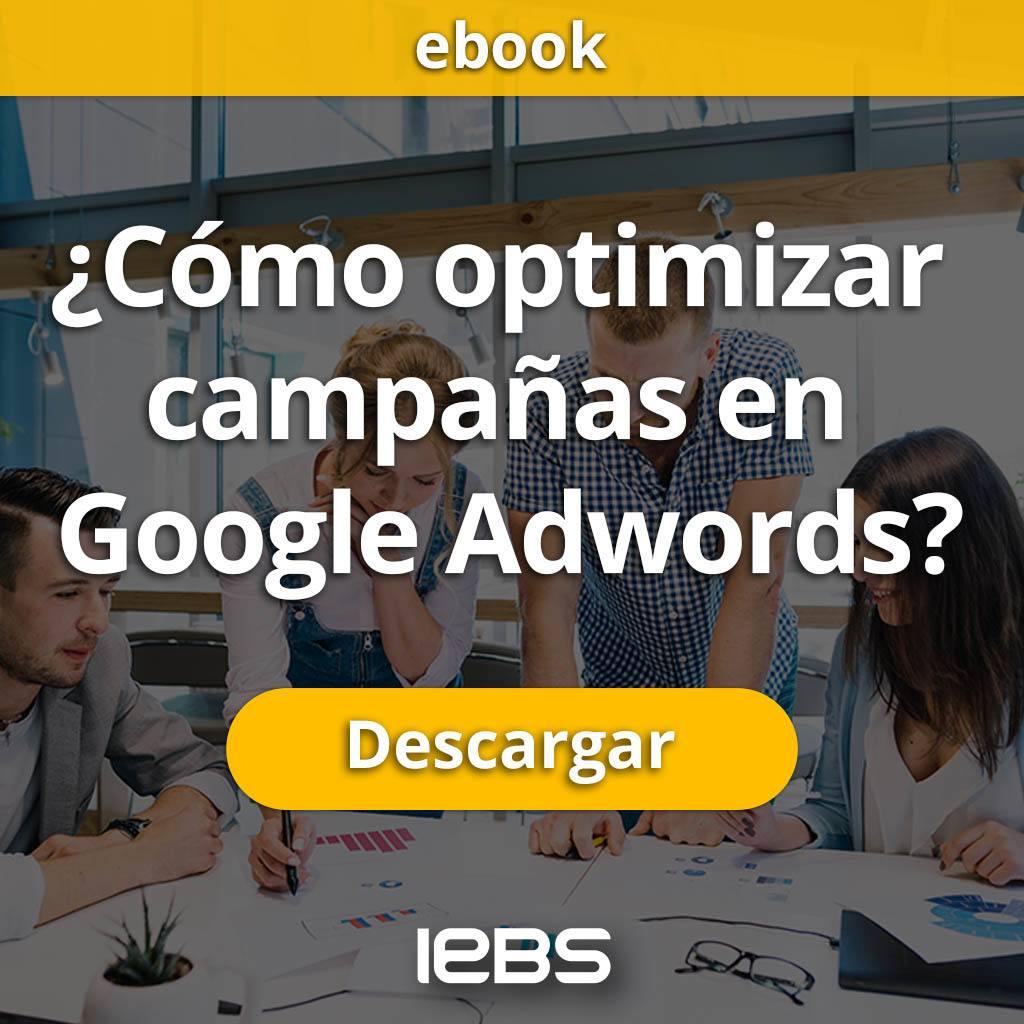 Cómo optimizar campañas en google adwords