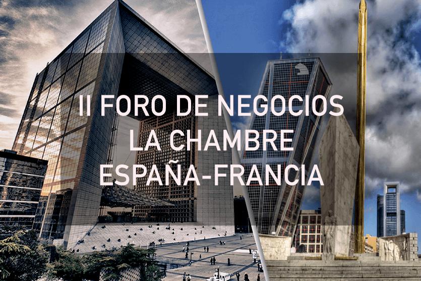 Vuelve el Foro de Negocios de La Chambre para establecer relaciones comerciales entre España y Francia