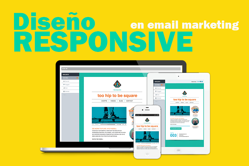 5 tips para crear un diseño responsive en email marketing