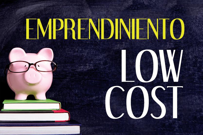 emprendimiento low cost