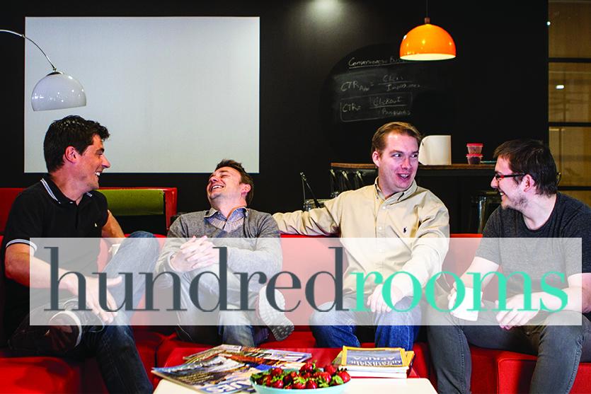Hundredrooms amplía su plantilla y busca 30 personas con perfil digital