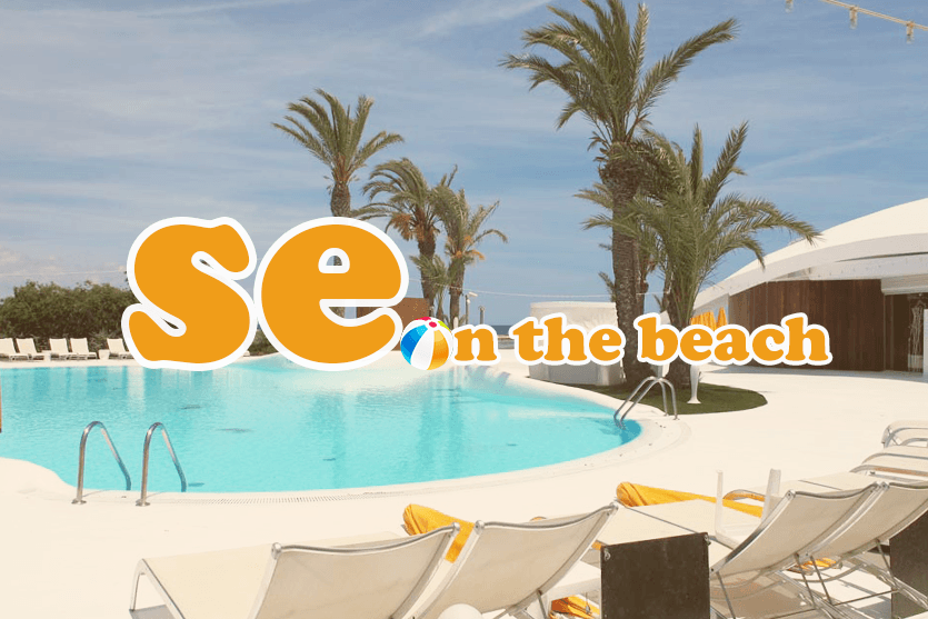 'SEonthebeach', el evento más veraniego para disfrutar del marketing online