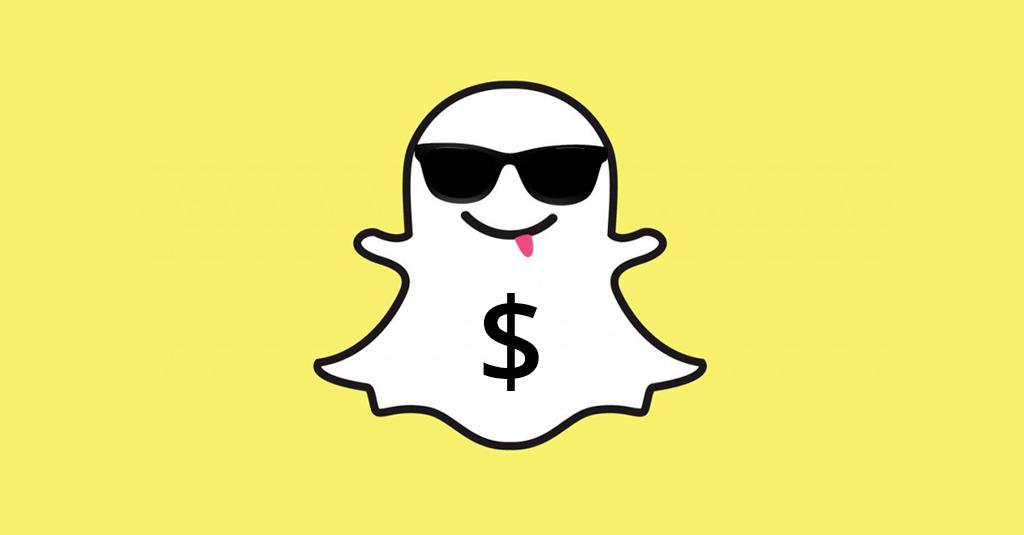 La aplicación Snapchat consigue mejorar sus finanzas y su número de usuarios