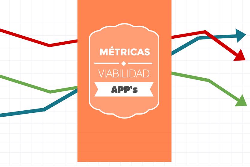 Glosario de métricas para apps; evalúa la viabilidad de tu aplicación móvil