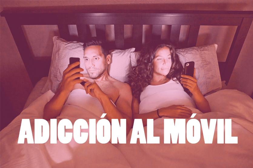 ¿Puedes vivir sin tu smartphone o sufres de adicción al móvil?