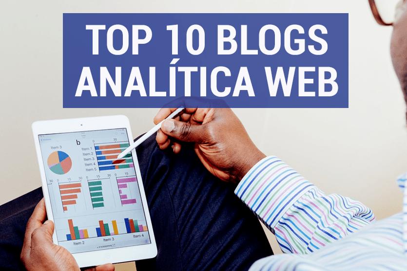 Los 10 mejores blogs de analítica web