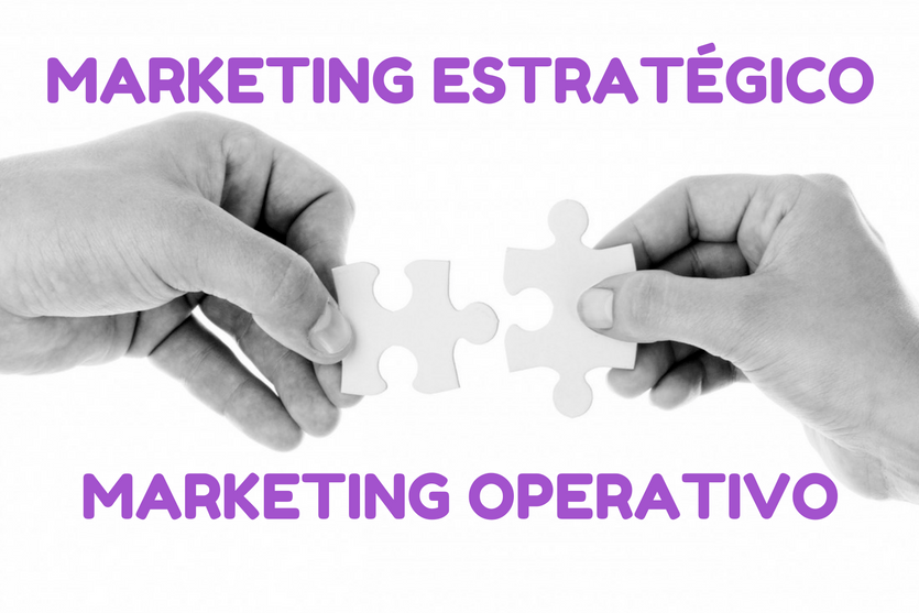 Diferencias entre el marketing estratégico y el marketing operativo