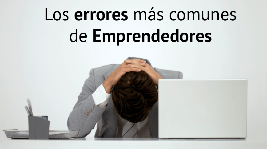 errores emprendedores