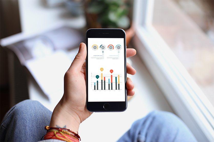 Analytics para móviles y aplicaciones