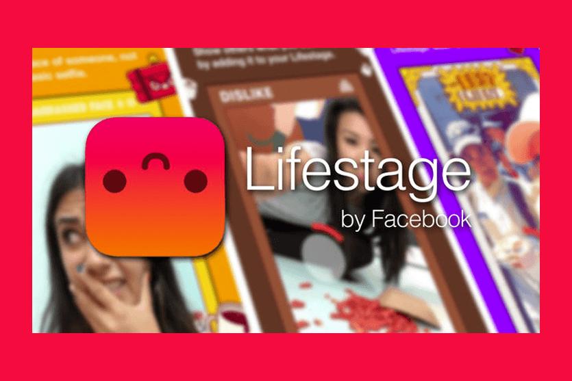 LifeStage, la nueva app de Facebook para competir con Snapchat - lifestage