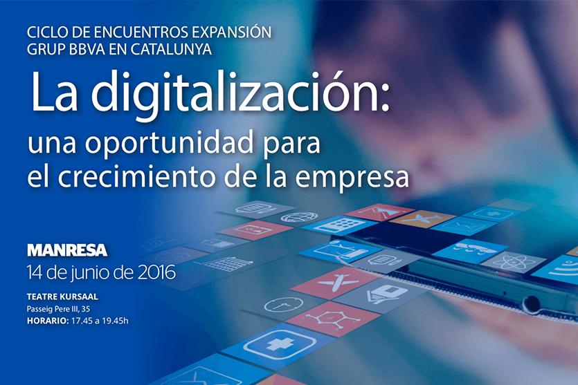 El evento de Digitalización del grupo BBVA cuenta con la ponencia de Oscar Fuente, Director de IEBS