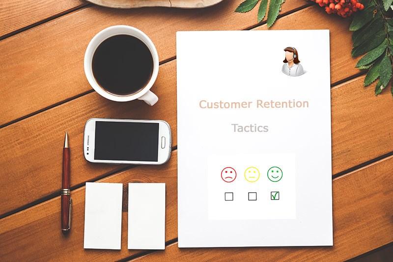 Tácticas de marketing para mejorar la retención de clientes - tacticas retencion clientes