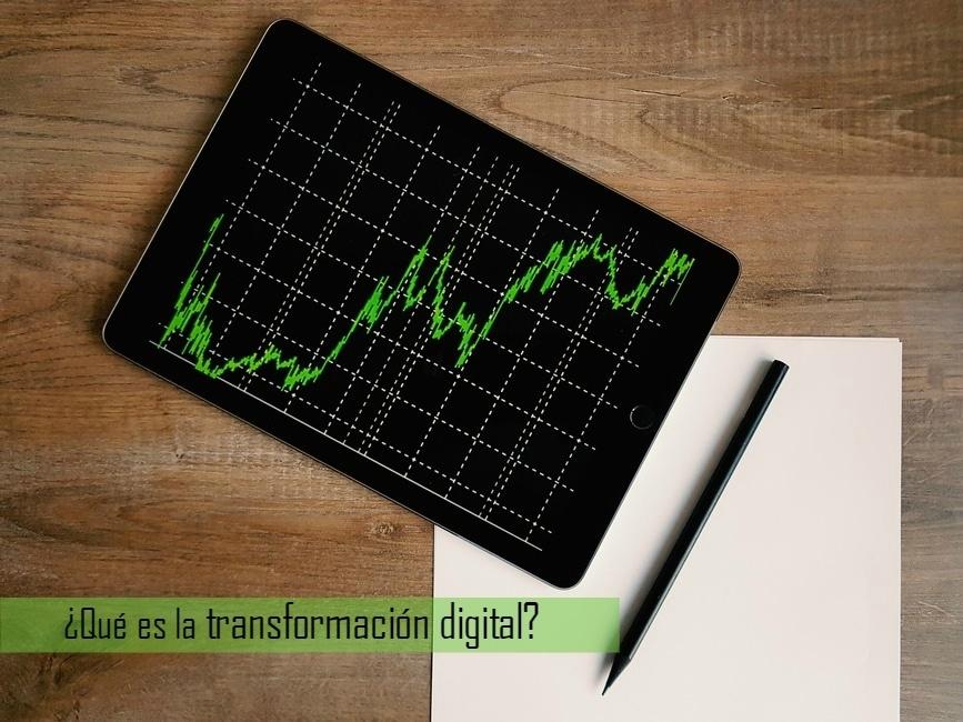 ¿Qué es la digitalización empresarial?