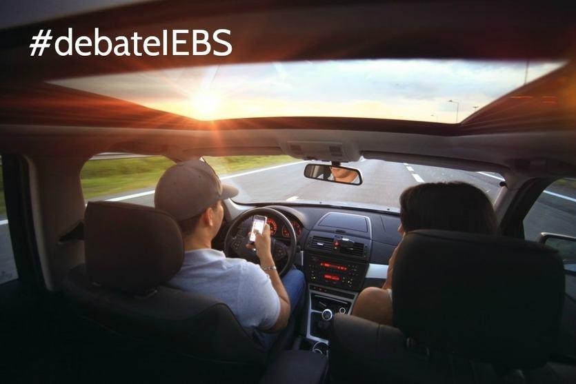 Debate IEBS:  ¿dejarías que los coches decidieran si vives o mueres?