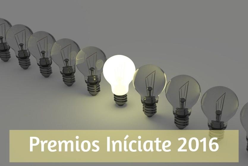¿Tienes una idea innovadora? preséntala a los Premios Iníciate 2016