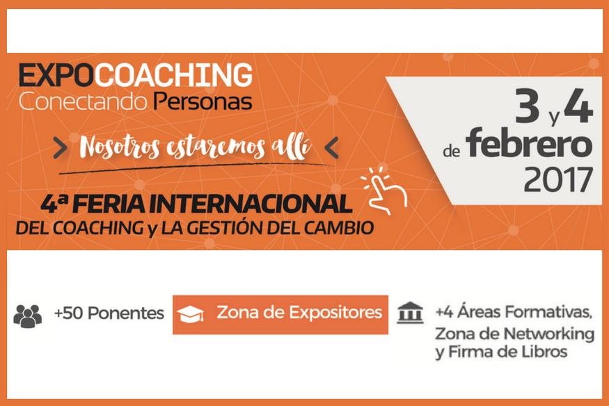 Expocoaching 2017 llega para conectar personas a través del Coaching