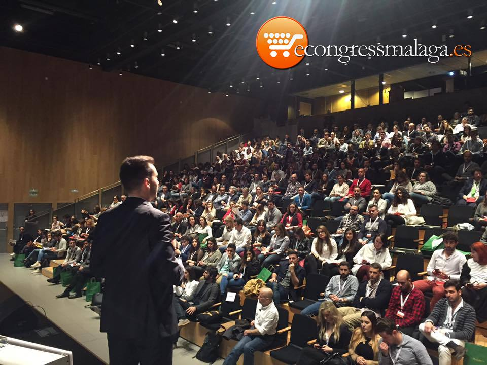 Expertos de e-Commerce, Marketing Digital y RRSS en eCongress Málaga VI