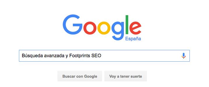 principales comandos de busqueda avanzada en google