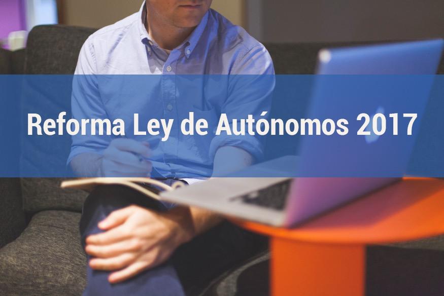 reforma ley de autonomos
