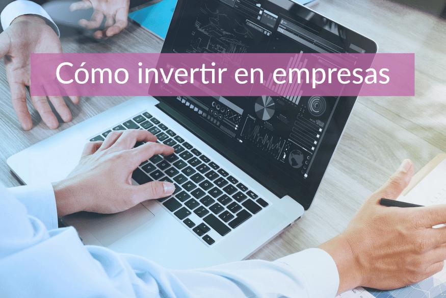 invertir en empresas
