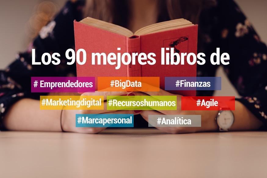 Los 90 mejores libros para aprender y encontrar el éxito
