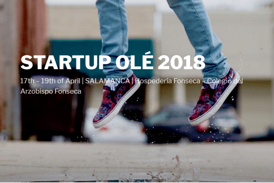Participamos en la mesa redonda para emprendedores de Startup Olé 2018