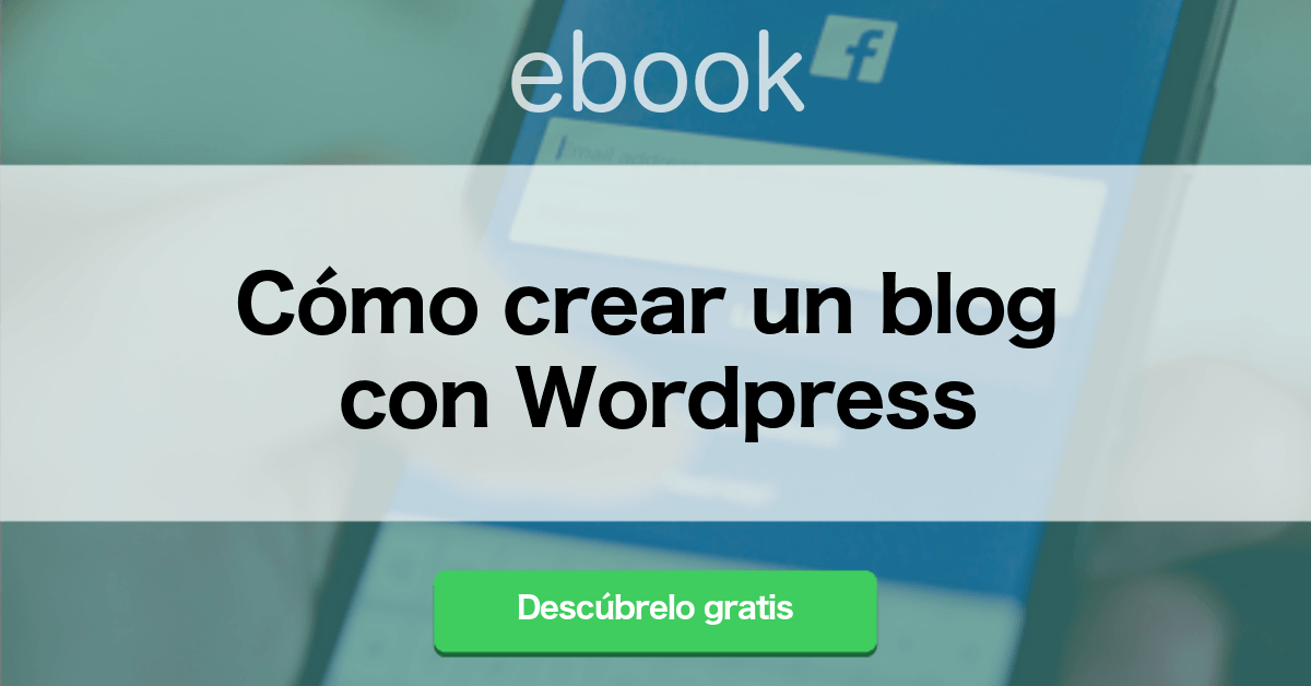 Cómo crear un blog con WordPress