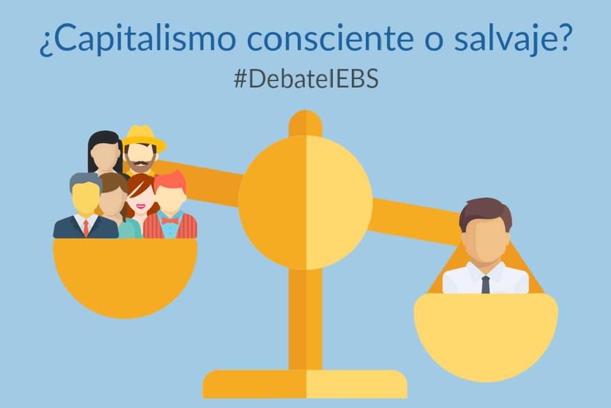 Se necesitan 3.600 millones de personas para igualar la riqueza de 8, ¿te parece justo? #DebateIEBS