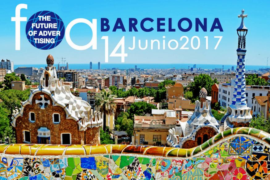 Todo sobre el futuro de la publicidad en FOA Barcelona