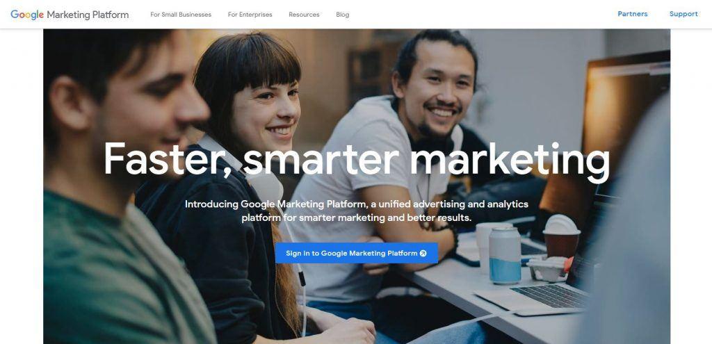 Google Marketing platform