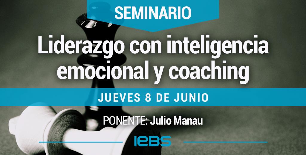 Liderazgo, inteligencia emocional y el líder-coach - Liderazgo con inteligencia emocional y coaching