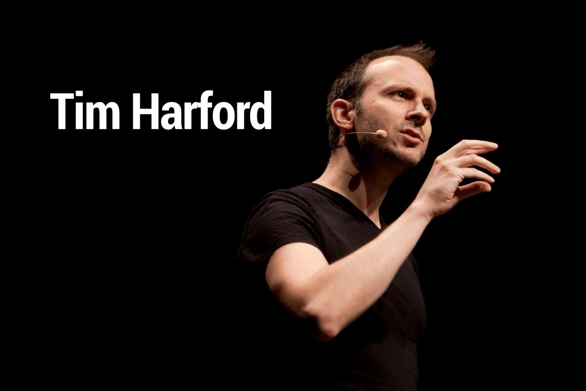 """Tim Harford: """"Improvisar estimula la creatividad y nos permite ser receptivos con los demás"""""""