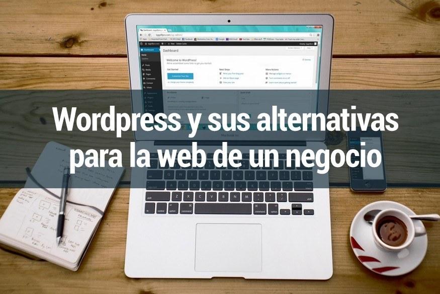 Conoce las alternativas a WordPress para tu negocio