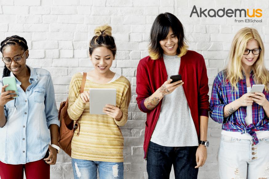 Nuevos cursos gratis online del mes de noviembre en Akademus