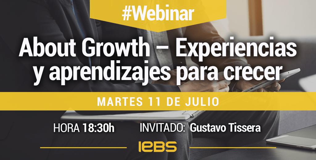 Webinar About Growth