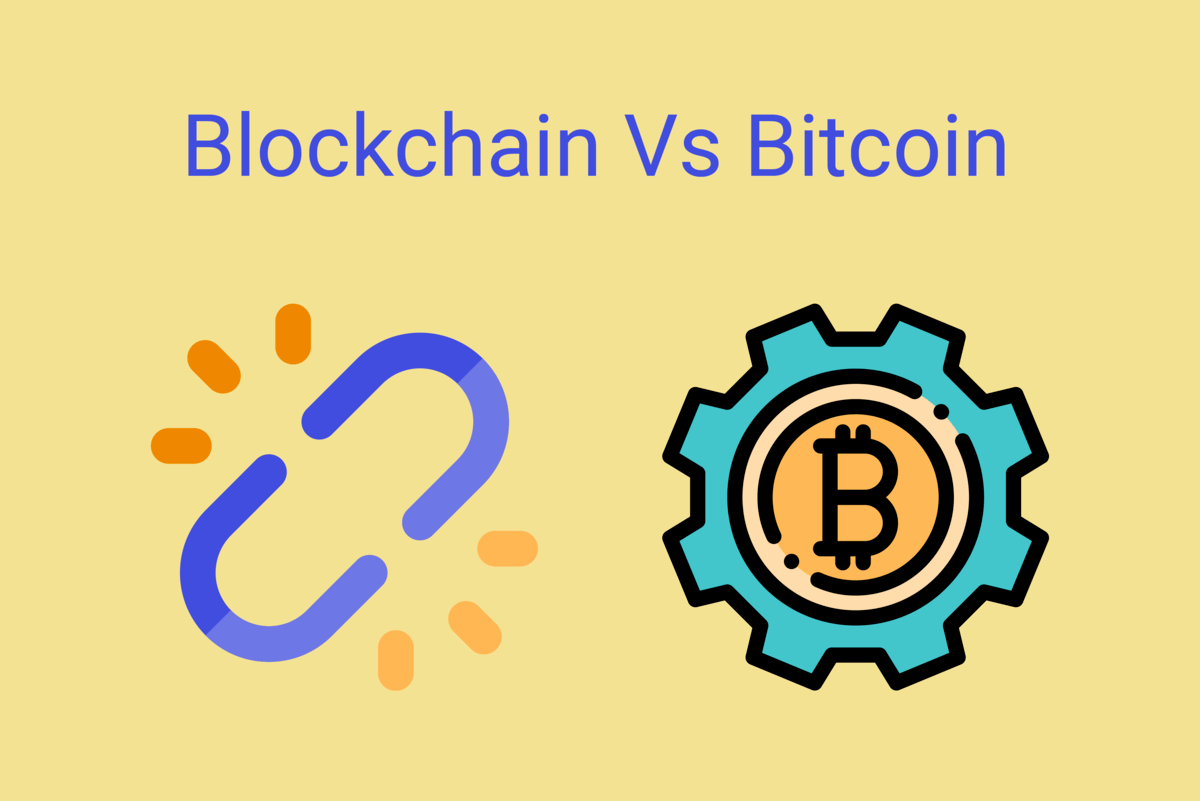 Blockchain technology (Cadena de bloques) vs Bitcoin