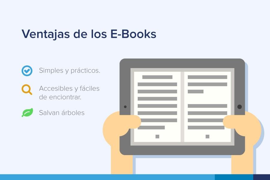 Ventajas Ebook
