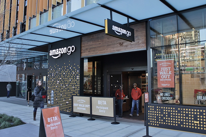 Amazon Go, la tienda online del futuro