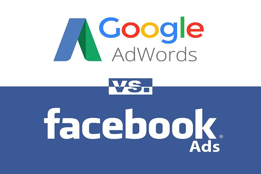 Facebook Ads Vs Google Adwords ¿qué opción es mejor?