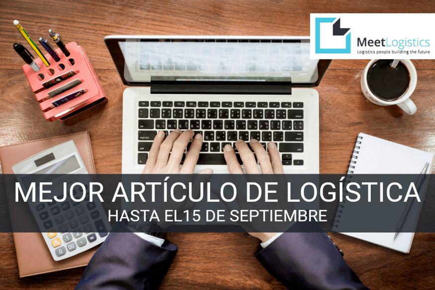 """Meetlogistics crea la Primera Edición del Premio """"Mejor Artículo de Logística"""""""