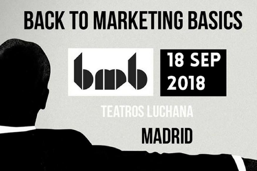 Llega la 2ª edición de Back to Marketing Basics