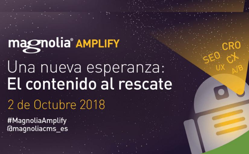 Magnolia Amplify 2018