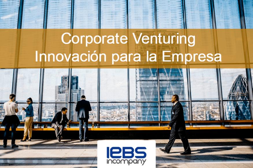 Innovar para la empresa: Corporate Venturing y otras soluciones