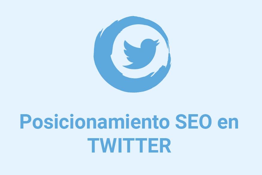 SEO y Posicionamiento en Twitter