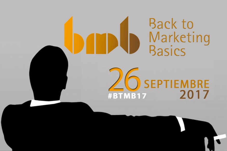 Llega la 1ª edición de Back to Marketing Basics