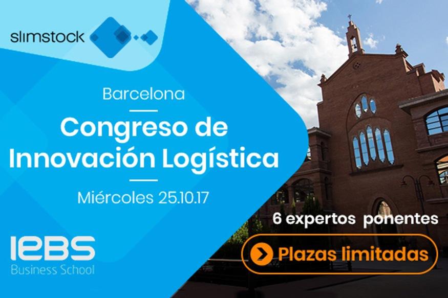 Slimstock organiza el primer Congreso de Innovación Logística 2017