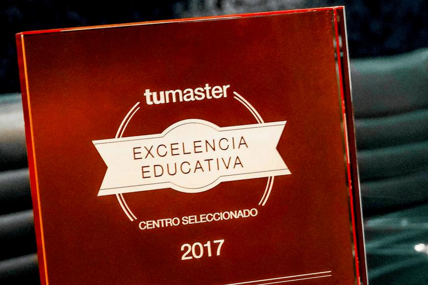 Recibimos el Premio a la Excelencia Educativa 2017