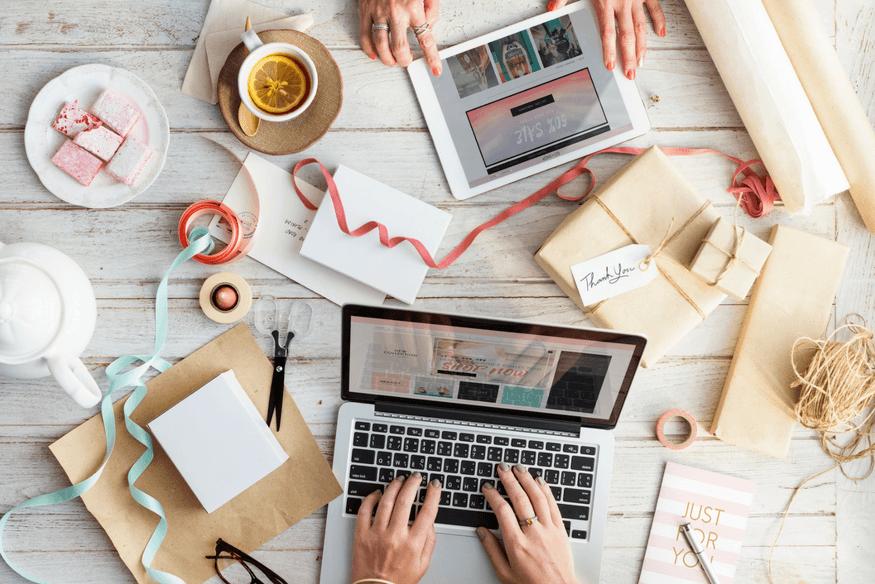 navidad e-commerce