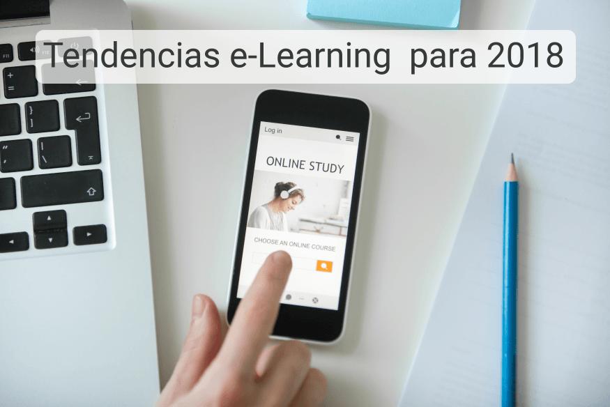 "9 Tendencias educativas en e-Learning para 2018 ""Machine Learning First"""